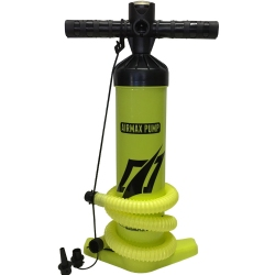 Naish Airmax Kiteboarding Kite Pump with PSI meter