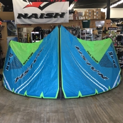 DEMO 2017/2018 Naish Dash 12m Complete with Torque ATB Bar