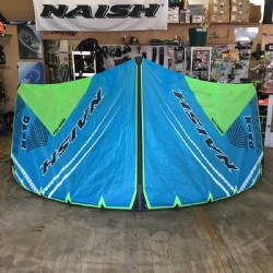 DEMO 2017/2018 Naish Dash 9m Complete with Torque ATB Bar