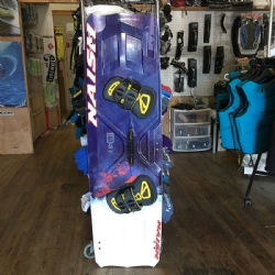 DEMO 2017 Naish Orbit 152x45 with Apex Bindings - 30% off