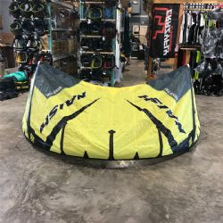 2017/2018 Naish Ride Freeride Kite 5m Kite Only