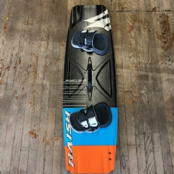 Used 2019 Naish Monarch 135x41.5 Pro Performance Freestyle Twintip Kiteboard