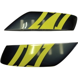Naish 3.8cm Fins (set of 4 w/ screws)