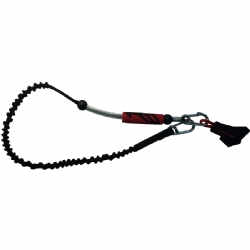 Blemished Naish Black  Handle Pass Leash