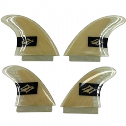 Naish Surfboard Quad Fins (set of 4) - 1 left
