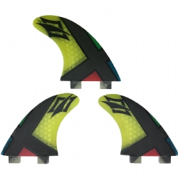 Naish Surfboard Thruster FCS Fins (set of 3) - 30% Off