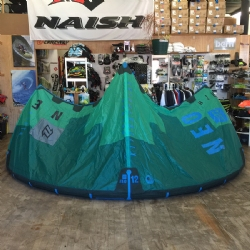 DEMO 2017 North Neo 12m Wave / Freeride Kite Complete