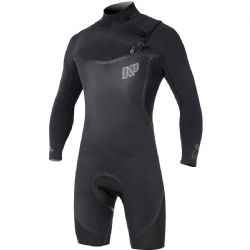 NP Mission 3/2mm Front Zip Long Sleeve Spring Wetsuit - 25% off