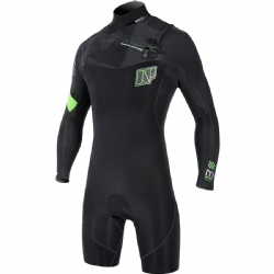 NP Mission 3/2mm Front Zip Long Sleeve Spring Suit - 40% off
