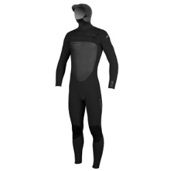 O'Neill Superfreak Front Zip 5/4mm Hooded Full Wetsuit