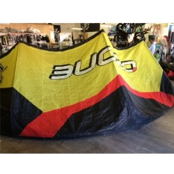 USED 2012 Ozone Zephyr 17m Yellow Complete