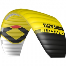 Ozone Blizzard V1 Ultralight Snow Kite Complete