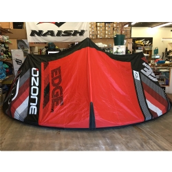 DEMO Ozone Edge V8 17m Red Complete