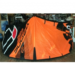 DEMO Ozone Enduro V1 10m Orange Complete