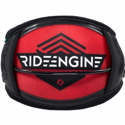 2017 Ride Engine Hex Core Waist Harness - Iridium Red