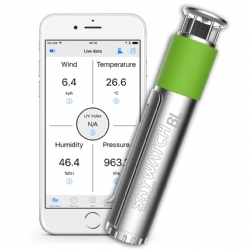 Skywatch BL400 Wireless Bluetooth Windmeter