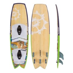 2015 Slingshot Angry Swallow Kiteboarding Surfboard - 45% off