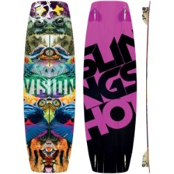 2015 Slingshot Vision Twintip & Bindings - 60% off