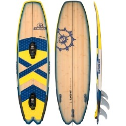 2016 Slingshot Angry Swallow Kiteboarding Surfboard - 20% off