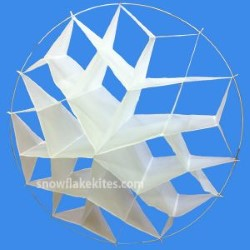 Snowflake Kite(5Left)