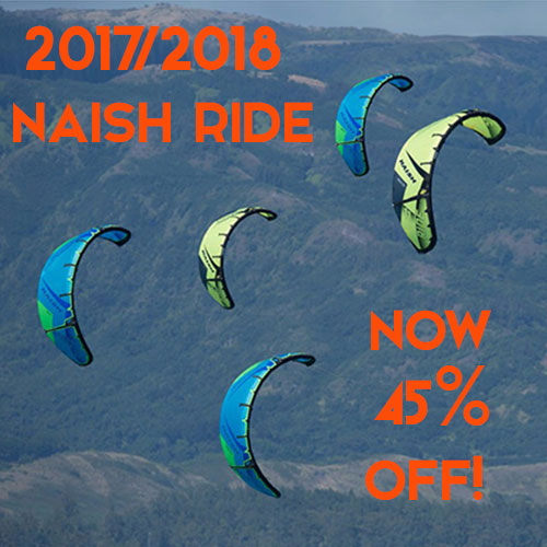 2017/2018 Naish Ride