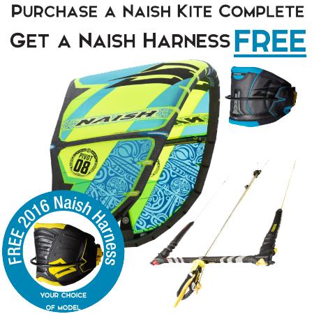 2016 Naish Kite Complete