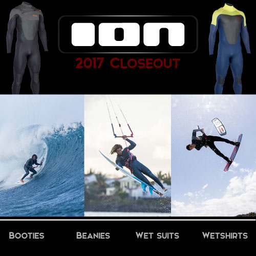ION 2017 Closeout