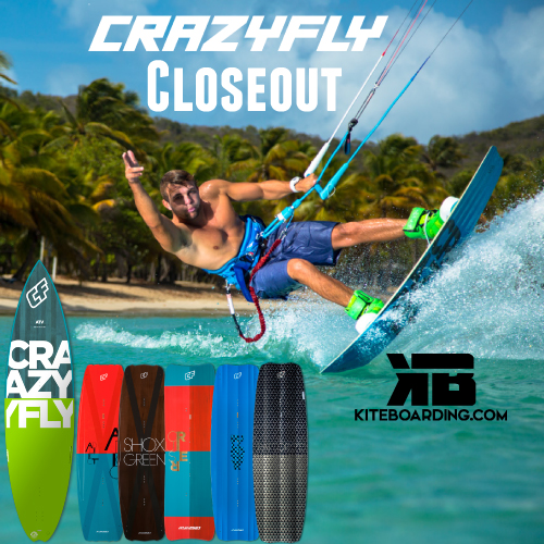 CrazyFly Closeout Blowout