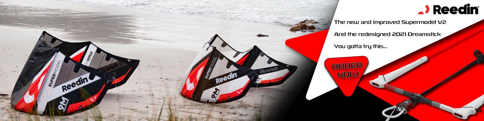 Kiteboarding Slide
